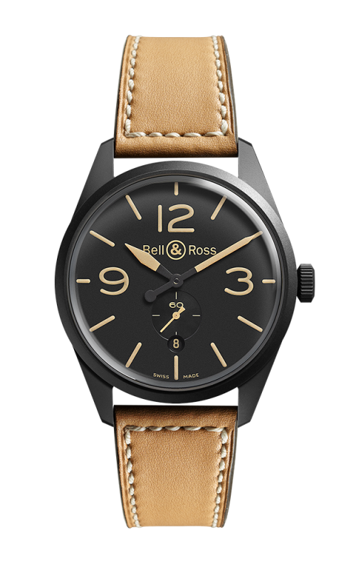 Bell and Ross Automatic Watch BR123 Heritage Ceramic product image