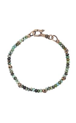 John Varvatos Men\'s Bracelets Bracelet JVBBS0065-TQ product image