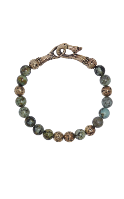 John Varvatos Men\'s Bracelets Bracelet JVBBS0004-TQ product image