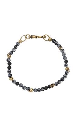 John Varvatos Men\'s Bracelets Bracelet JVBBS0065-GOB product image