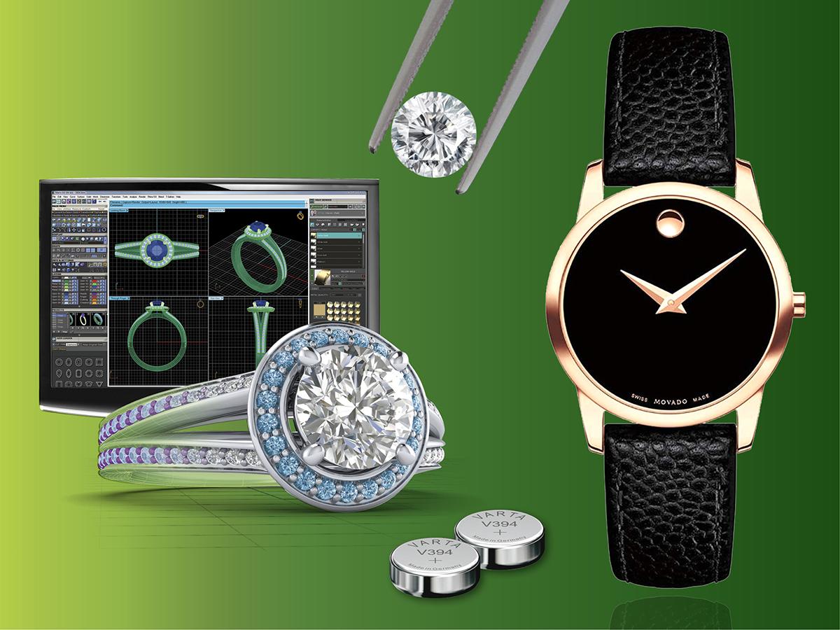 Jewelry Repair & Custom Design Specials
