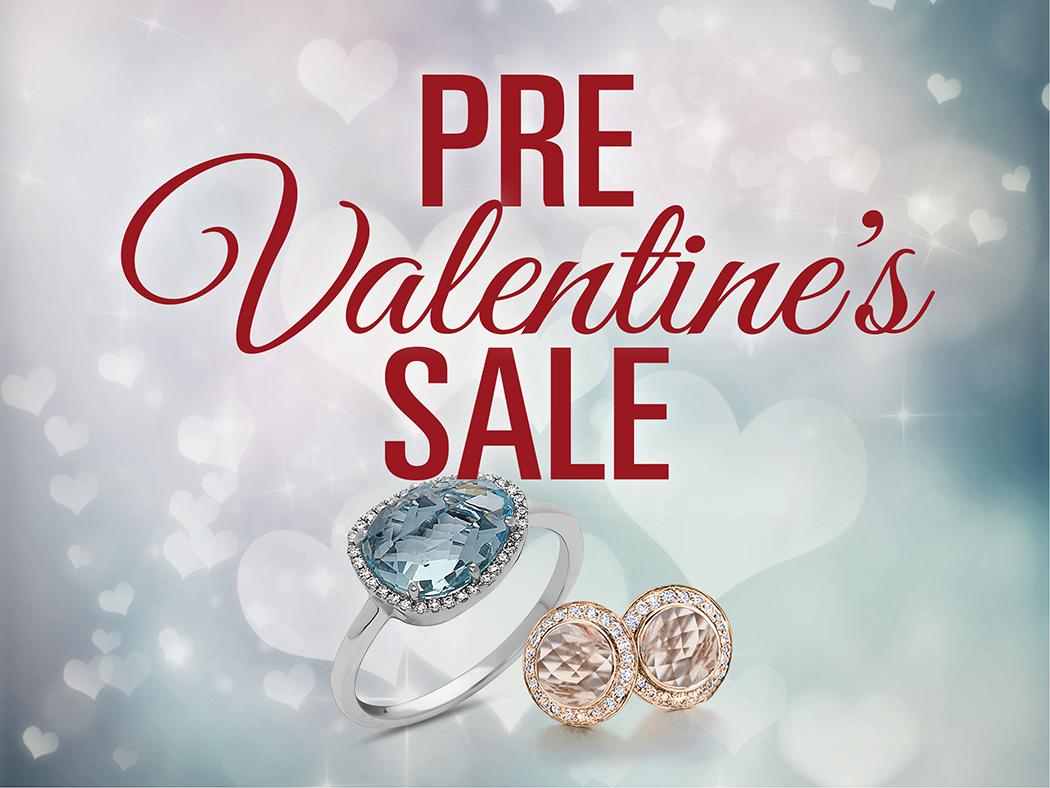 Pre-Valentine's Sale