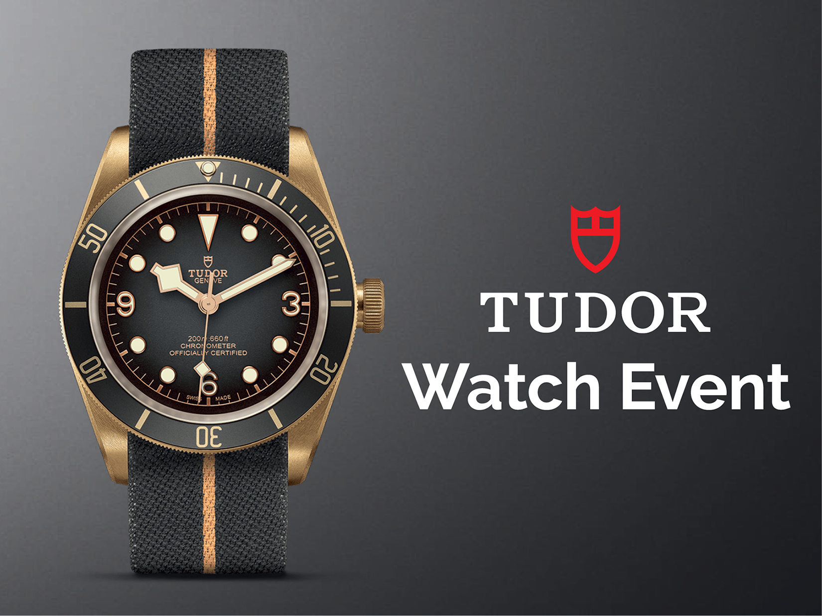 Tudor Watch & Scotch Event