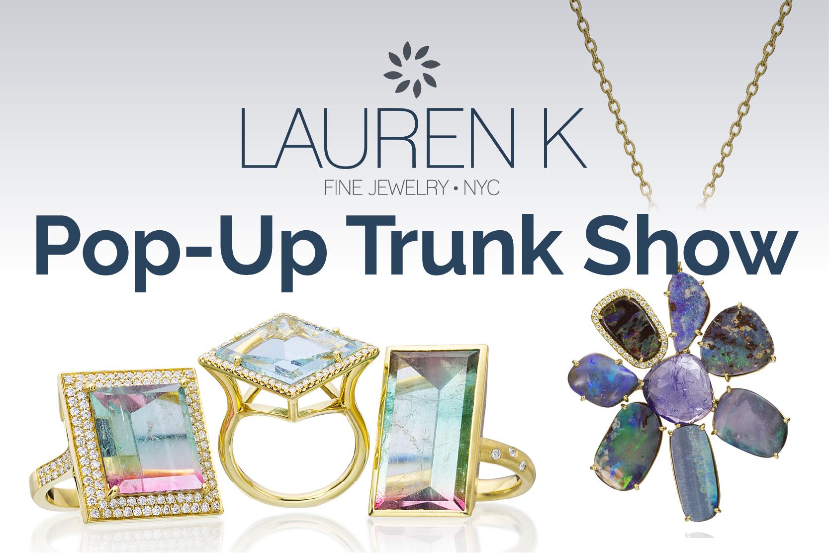 Lauren K Pop-Up Trunk Show