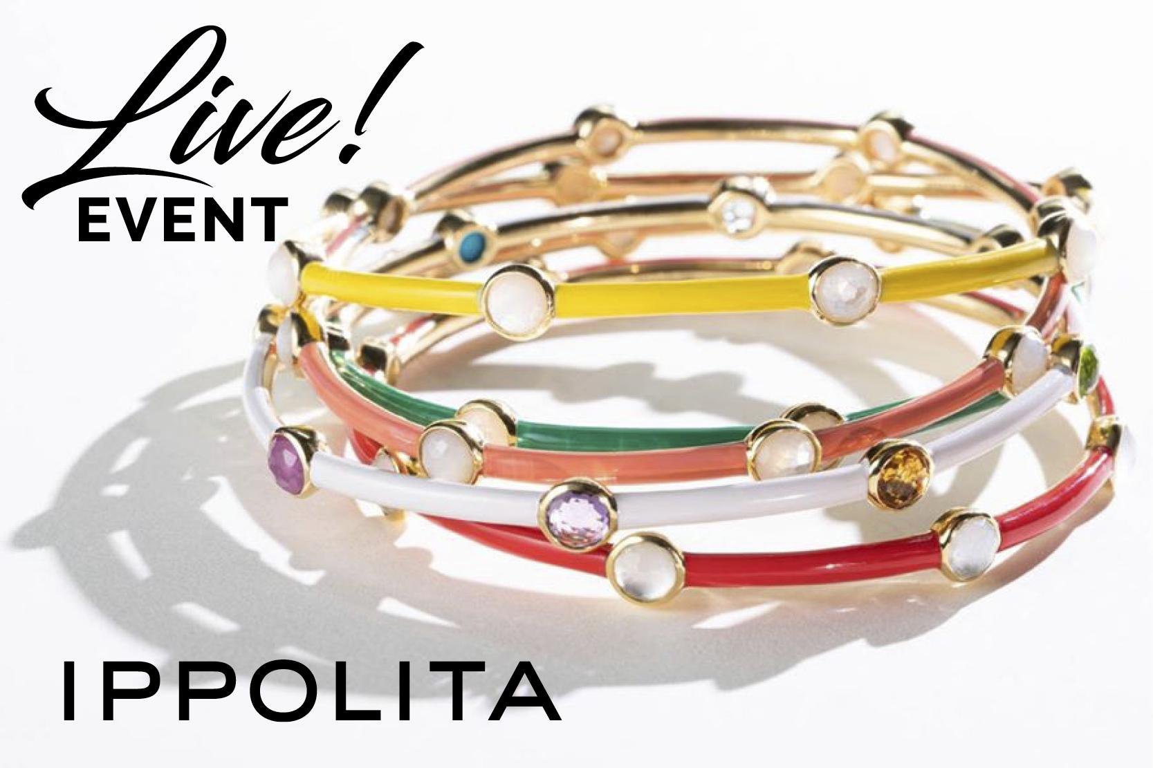 LIVE with Ippolita Jewelry!