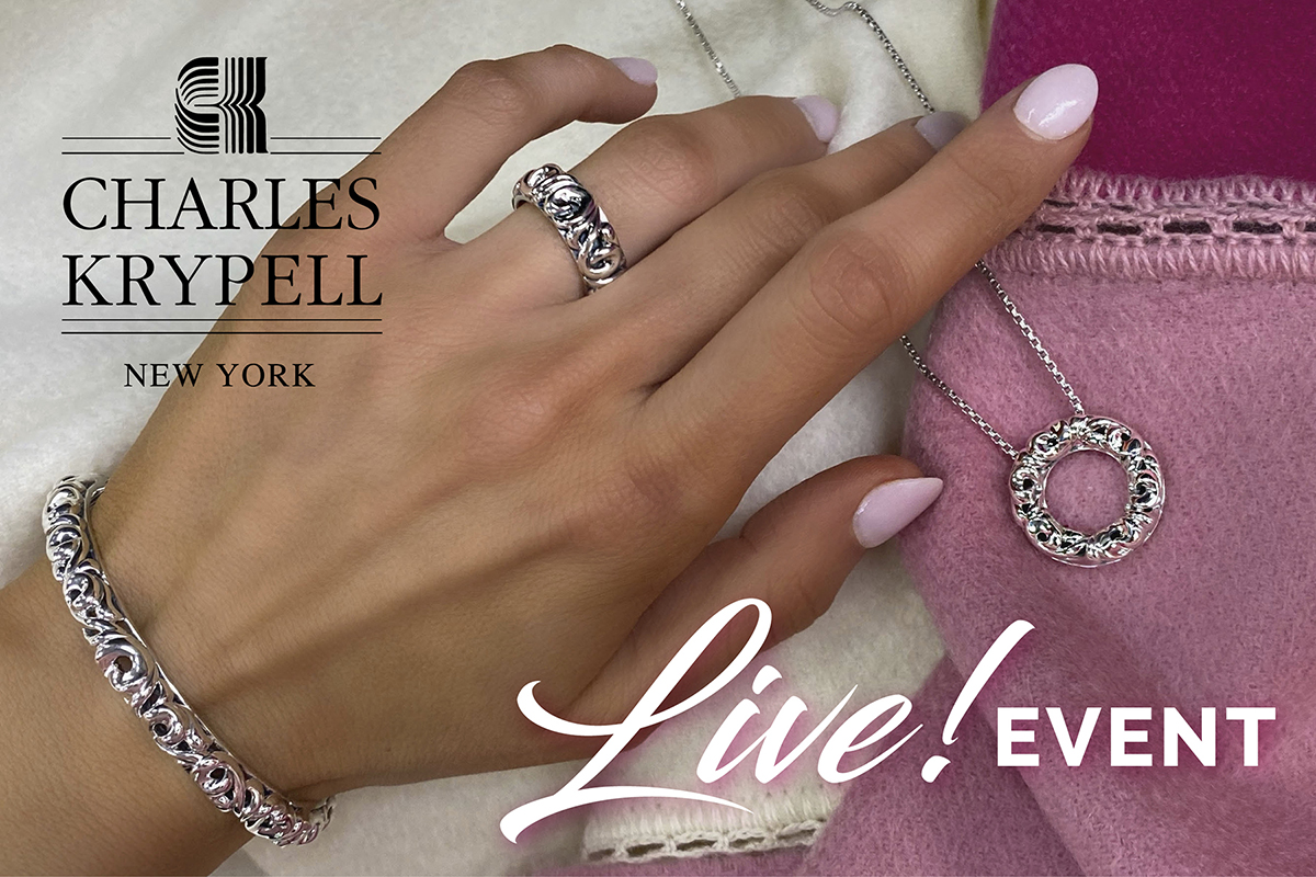Charles Krypell LIVE Virtual Trunk Show