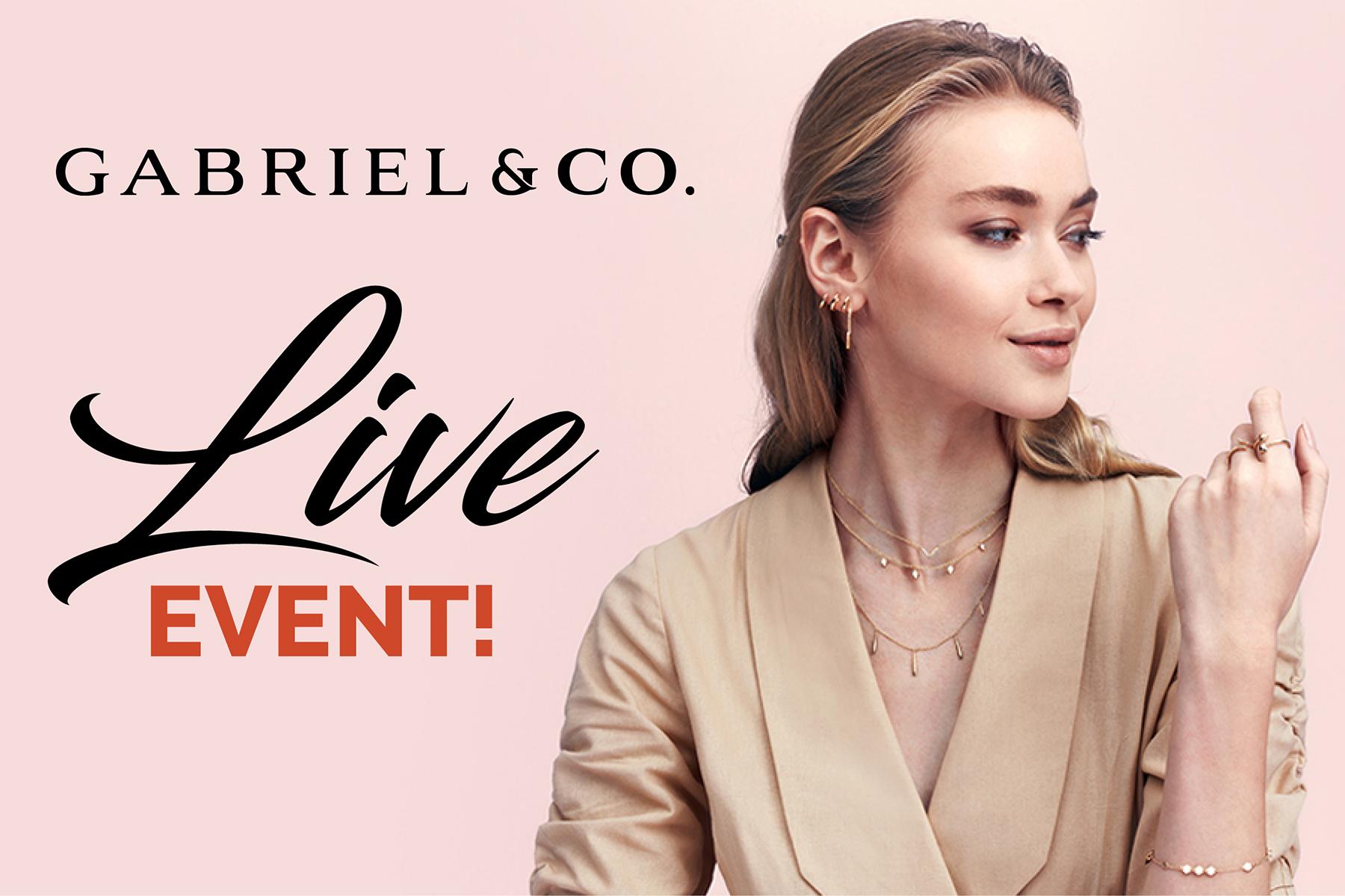 Gabriel & Co LIVE Event