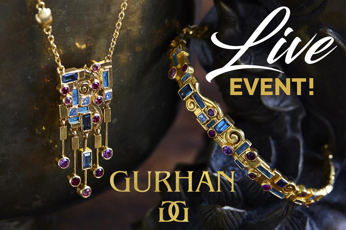 Gurhan Facebook/Instagram Live Event