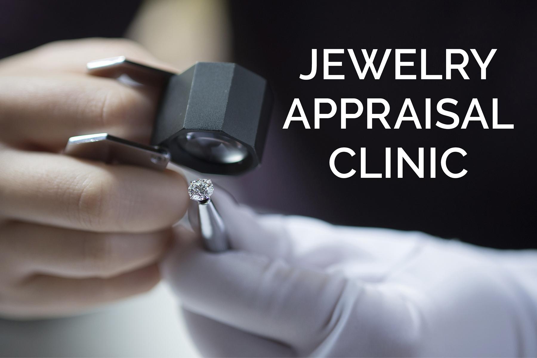 Jewelry Appraisal Clinic