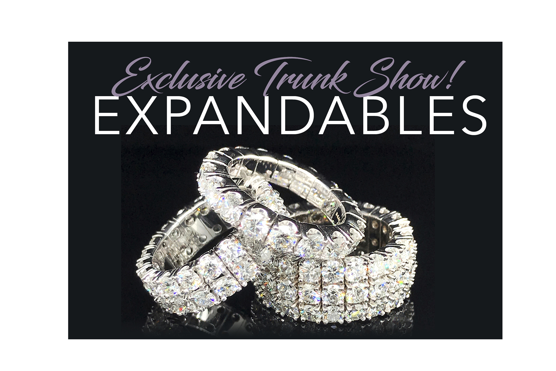 Introducing EXPANDABLE Jewelry!