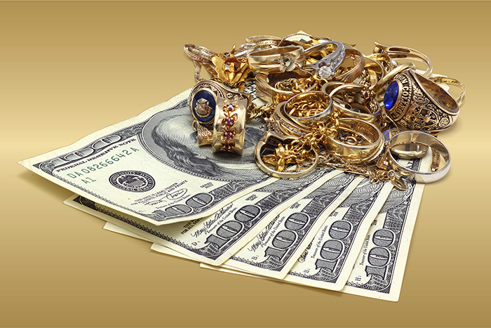20% MORE FOR YOUR JEWELRY TRADE-IN
