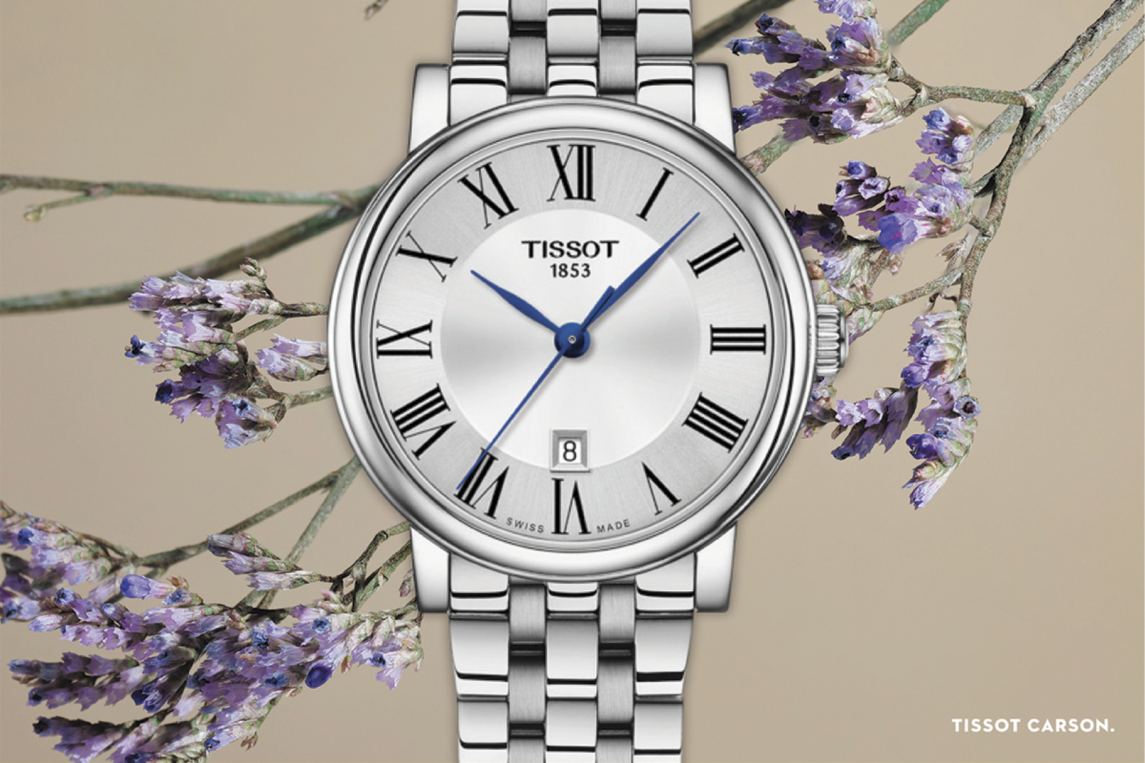 Try your luck at Crack the Code by Tissot!