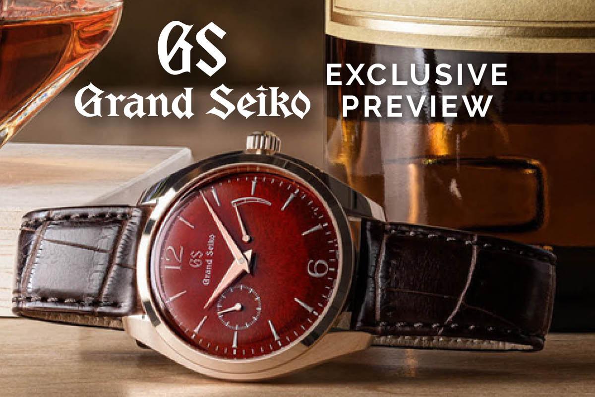 Grand Seiko Watch & Scotch Event