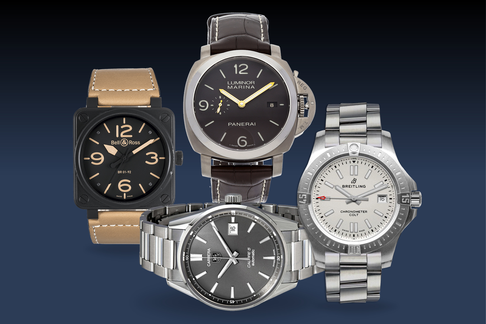 Pre-Owned Luxury Watch Event