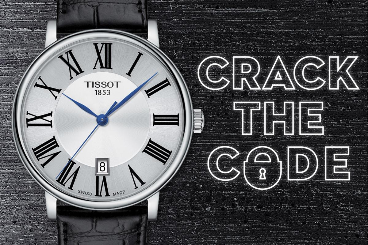 Tissot Crack the Code