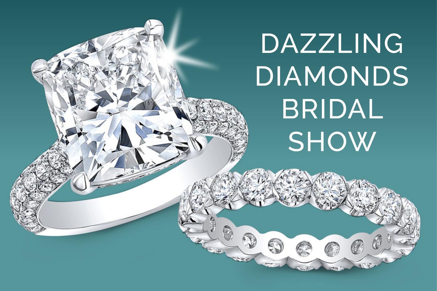 Dazzling Diamonds Bridal Show
